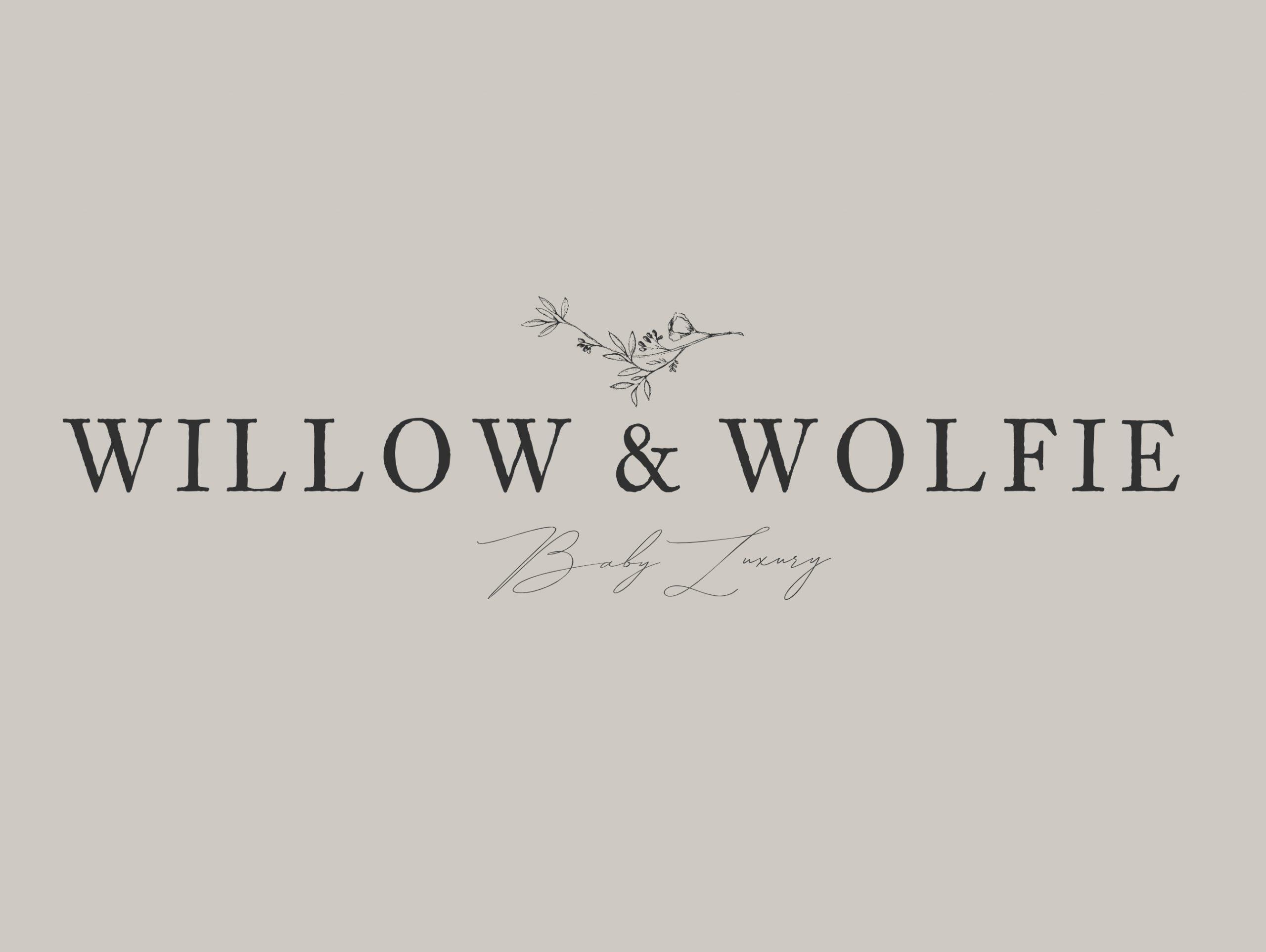 WILLOW & WOLFIE